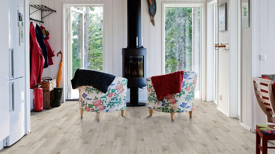 You'll be spoilt for choice when looking at our range of laminate flooring