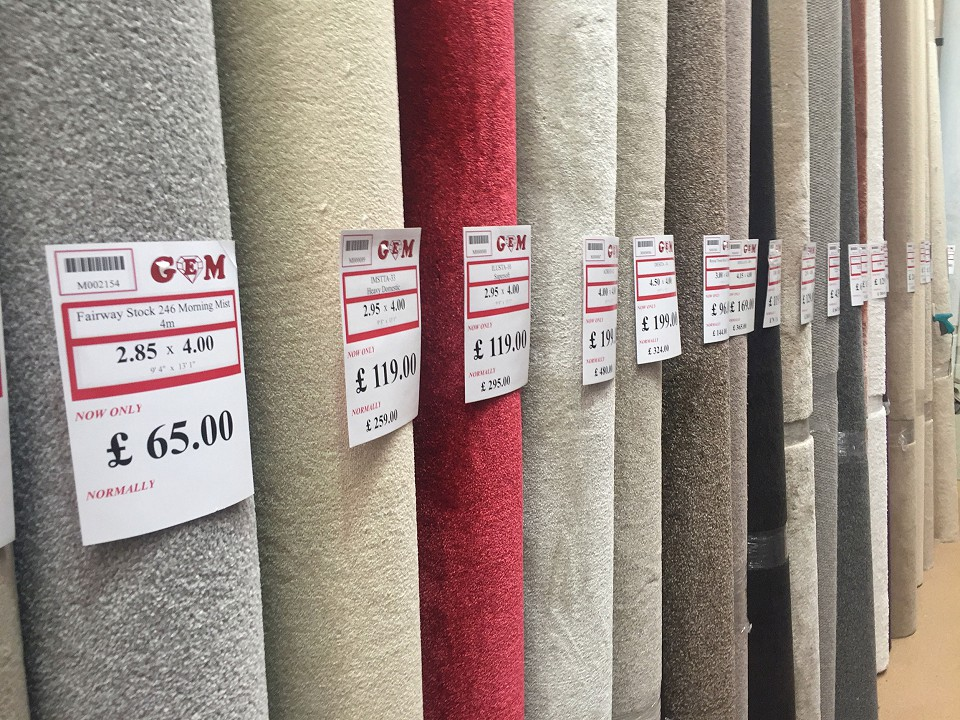 Huge Selection of Roll Ends. Quality Carpets at Great Prices